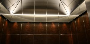 One Canada Square | LED lift panel lighting | The Light Lab