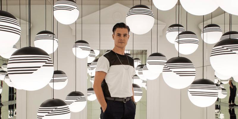 Lighting designer Lee Broom