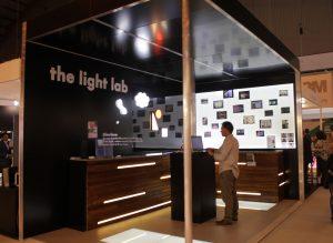 The Light Lab at 100% Design London 2013