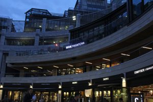 Broadgate Circle | Bespoke lighting manufacture | The Light Lab