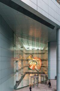 Lexington Avenue, New York | Bespoke lighting manufacture | The Light Lab