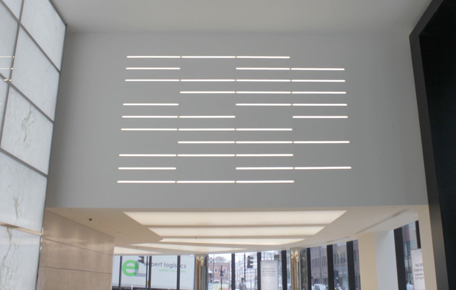 199 Bishopsgate | Specialist lighting installations | The Light Lab