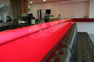 Office interior, London | Specialist lighting | The Light Lab