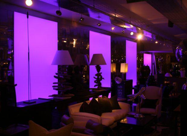 Retail Lighting - Andrew Martin, London