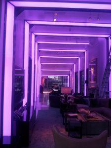 Private Loft Residence | Residential lighting | The Light Lab