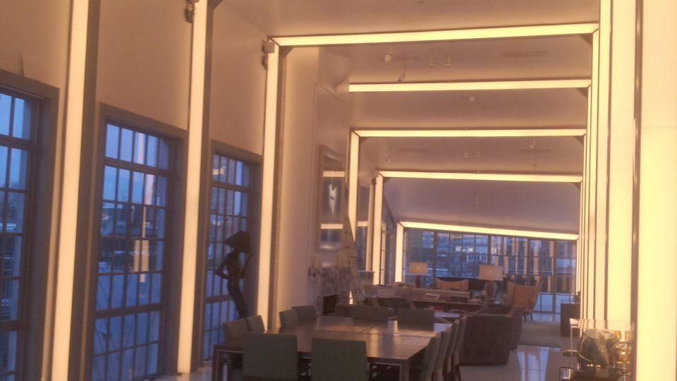 Private Loft Residence   Residential lighting   The Light Lab