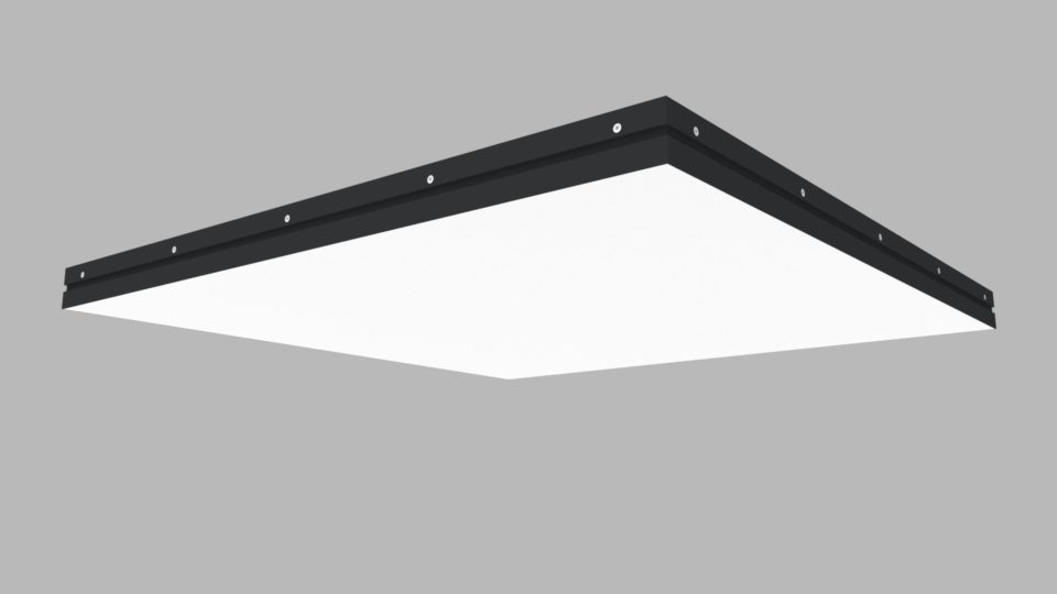 LED Trimless Ceiling Panel