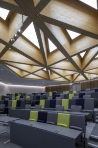 University of Birmingham by BDP