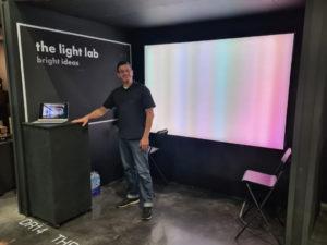 Darc Room Pop Up at Design London 2021