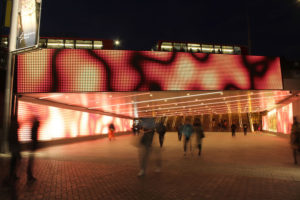 Bobby Moore Bridge | The Light Lab