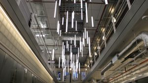 Bespoke commercial office lighting | Lighting manufacture & installation | The Light Lab
