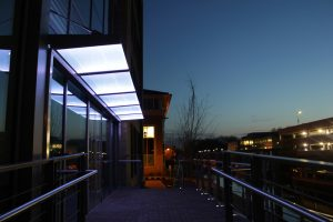 97 Highbridge road, Uxbridge | Exterior lighting | The Light Lab
