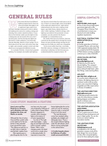 Spectraglass™ featured in Beautiful Kitchens Magazine