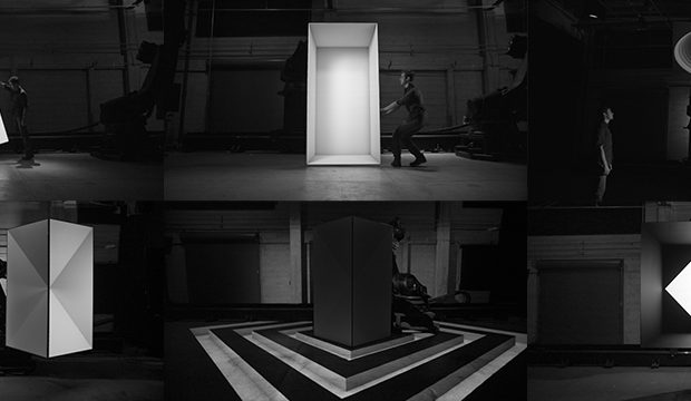Projection Mapping - Light in Motion