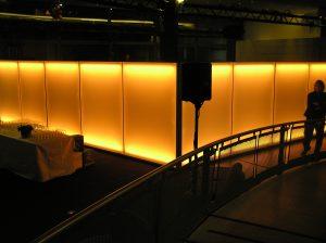 Channel 4 | Specialist lighting design | The Light Lab