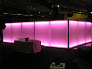 Channel 4   Specialist lighting design   The Light Lab