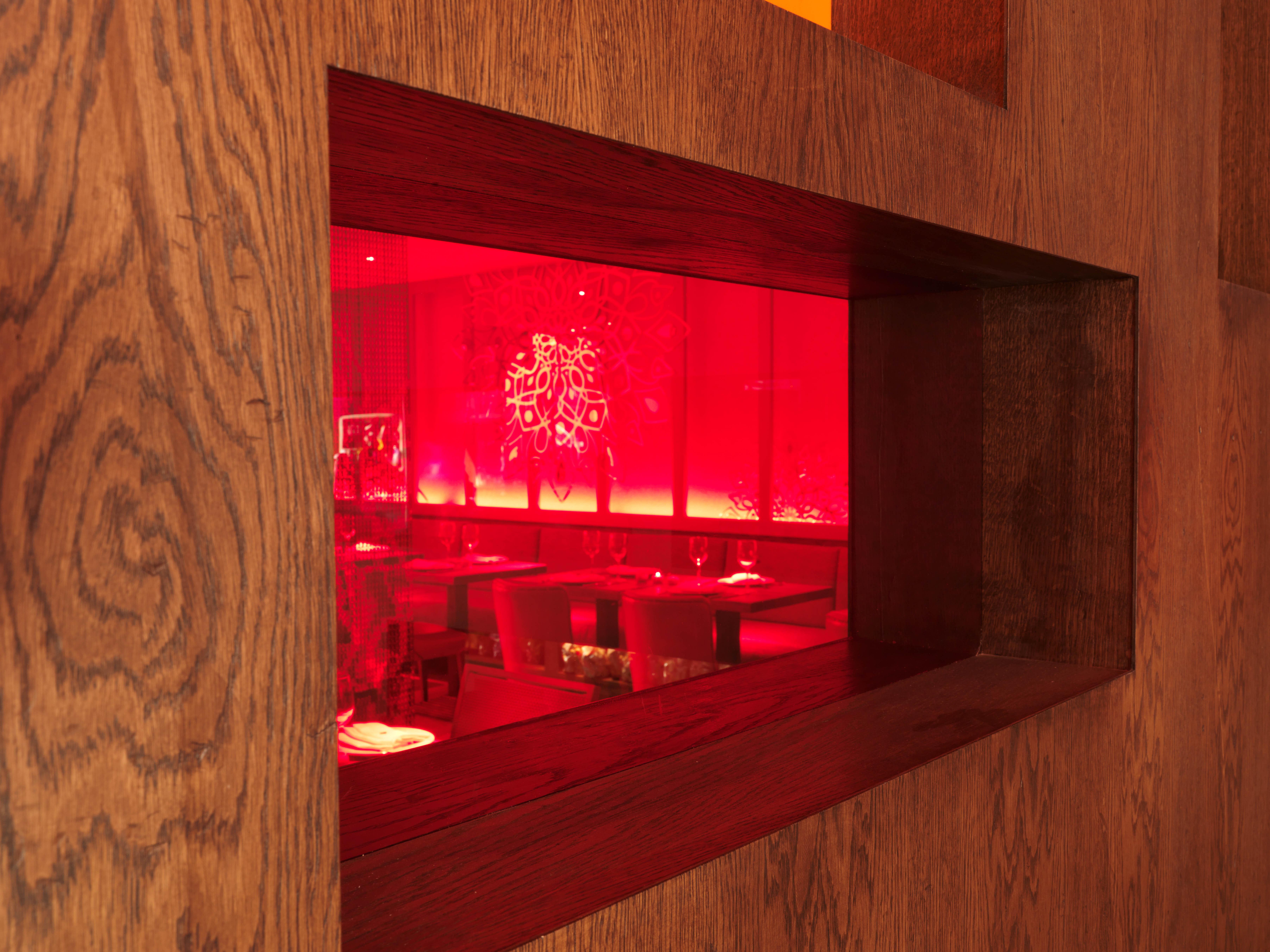 Del Aziz, Clapham | Lighting solutions | The Light Lab