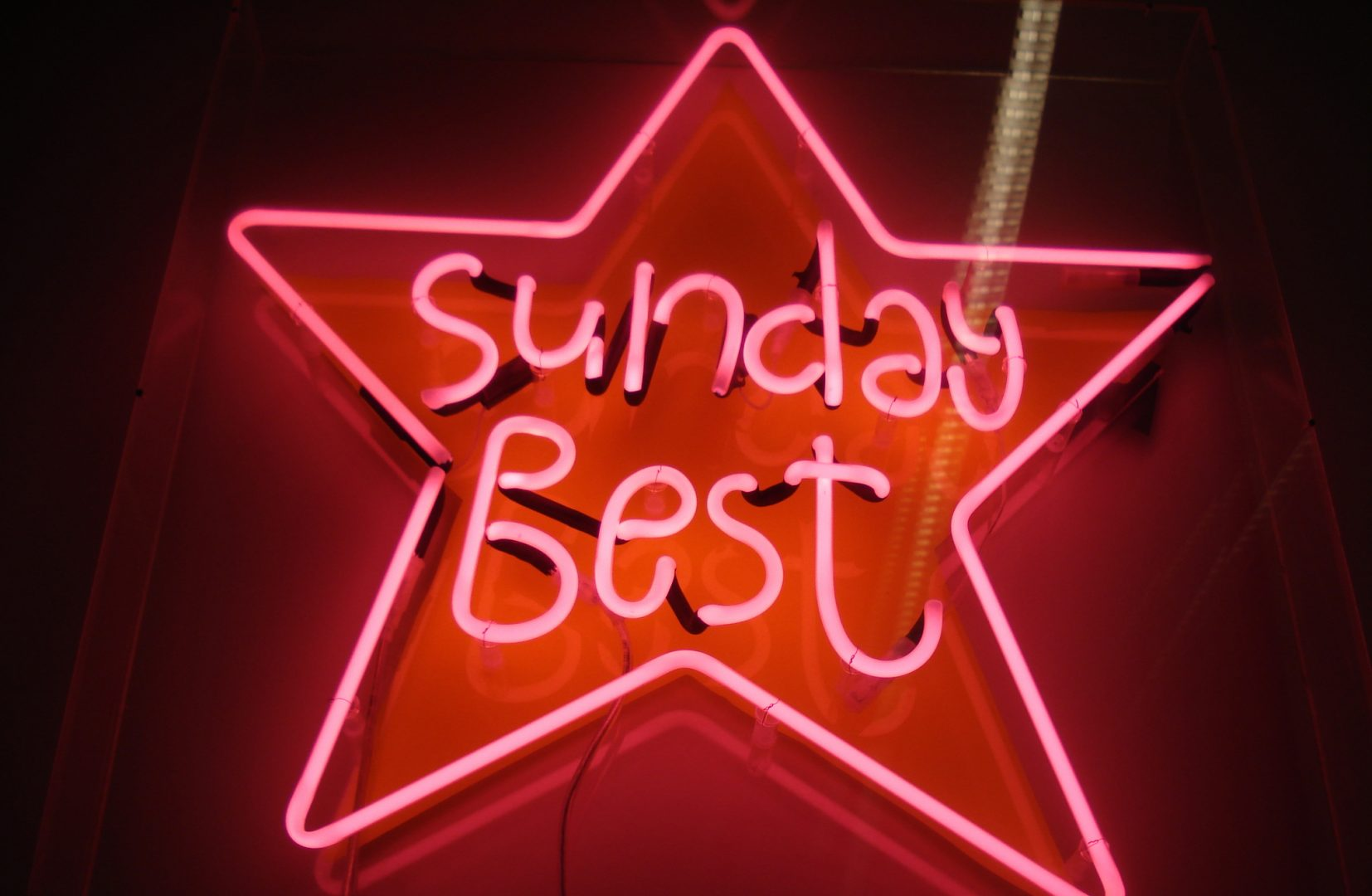 Sunday Best   Brand lighting   The Light Lab