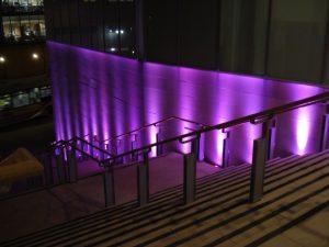 St Paul's Place | Public realm lighting | The Light Lab