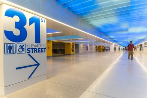Penn Station NYC