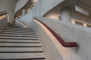 HIscox, York | LED handrail | The Light Lab