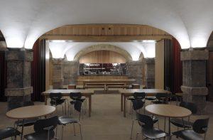 Christchurch Spitalfields | specialist lighting manufacture | The Light Lab