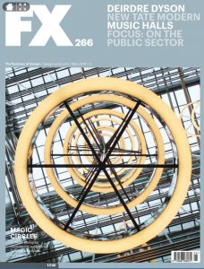Broadgate Quarter | FX Magazine Cover | The Light Lab