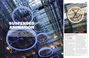 Broadgate Quarter featured on cover of FX Magazine