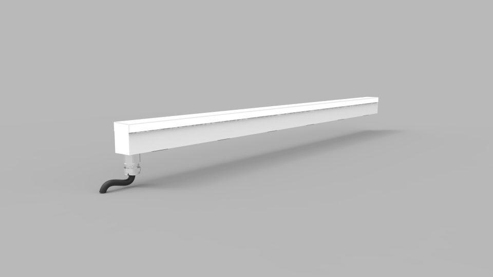 GL20 Glowline | linear acrylic LED | The Light Lab