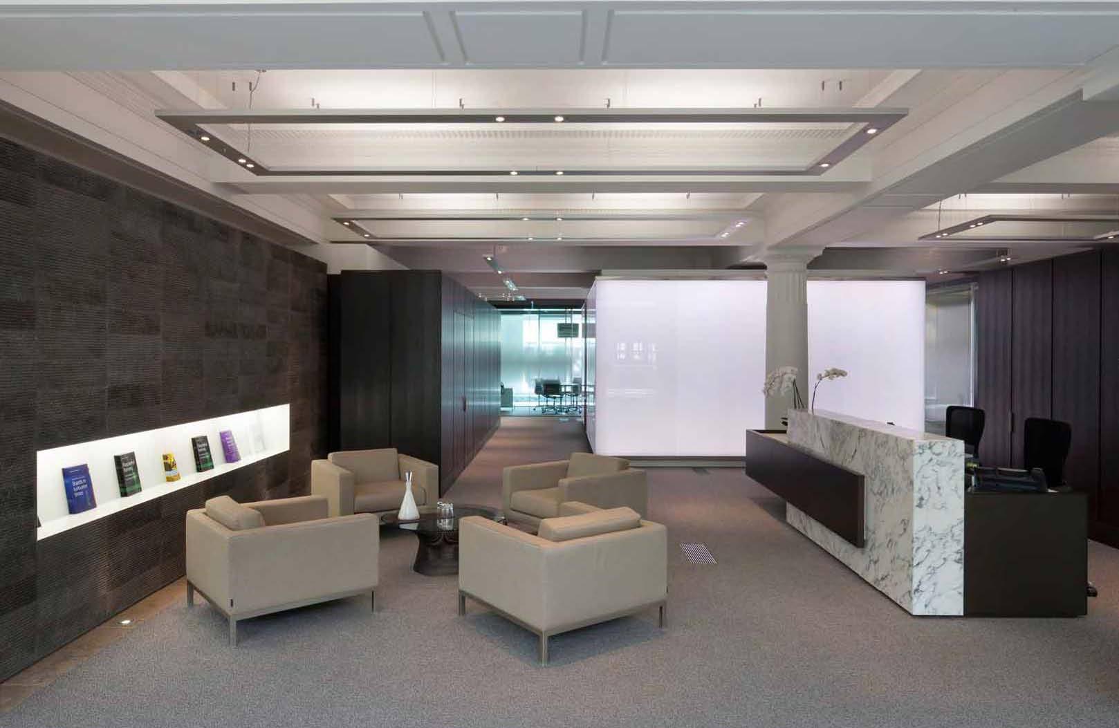 Heidrich & Struggles | Architectural lighting | The Light Lab