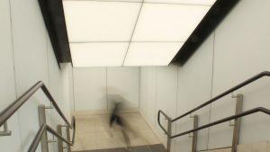 Waterloo - transport hub lighting | Bespoke lighting installation | The Light Lab
