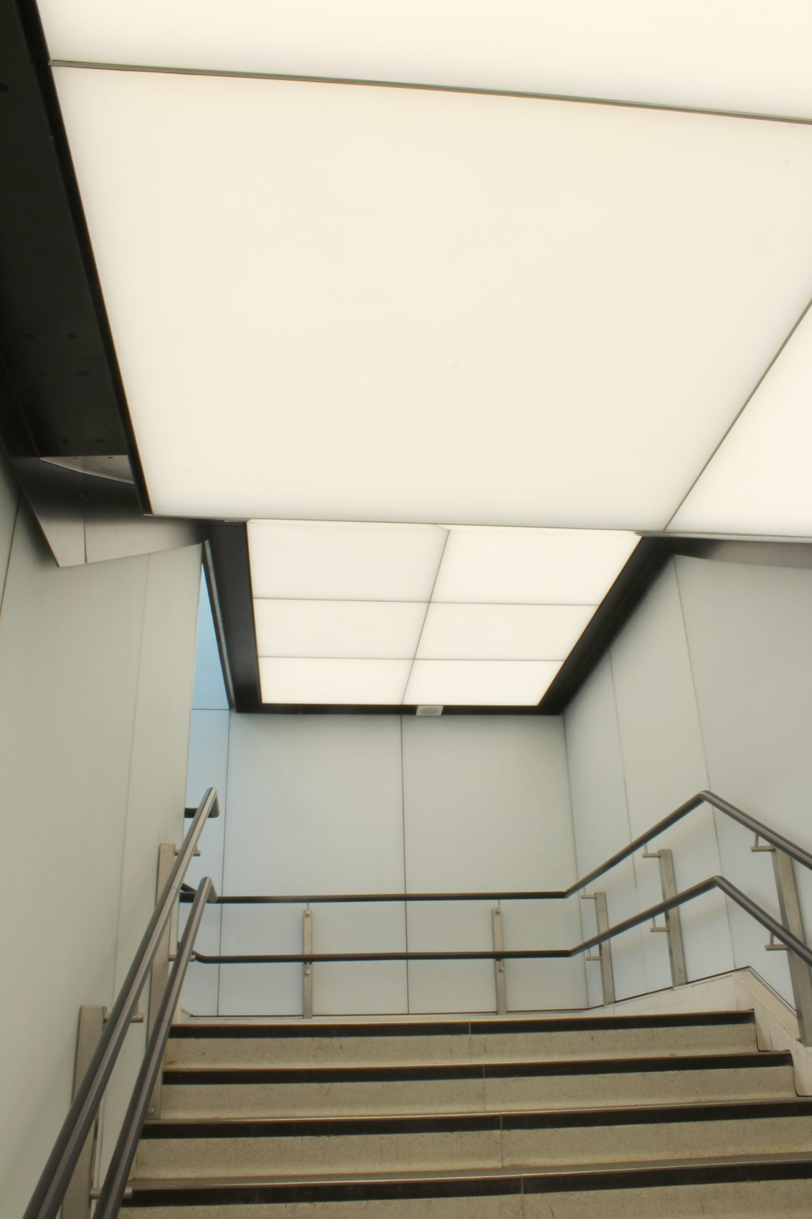Waterloo - transport hub lighting | Bespoke lighting installation | The Light Lab