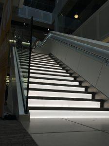 PWC Staircase