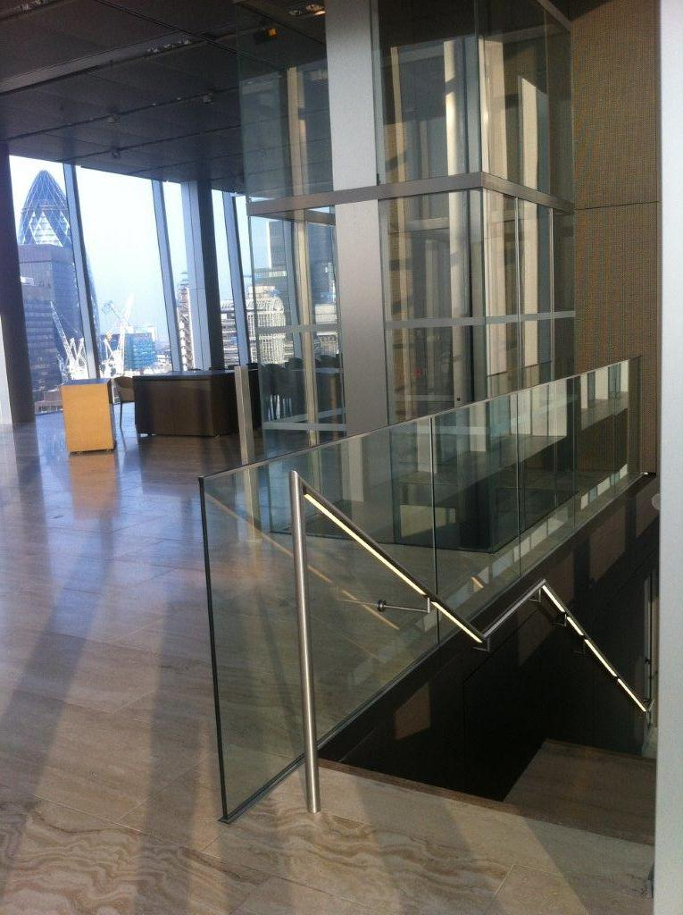 NM Rothschild | Specialist lighting installation | The Light Lab