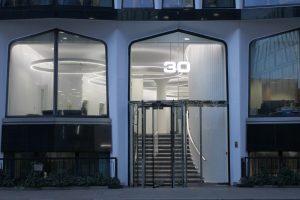 30 Cannon Street | specialist lighting installation | The Light Lab