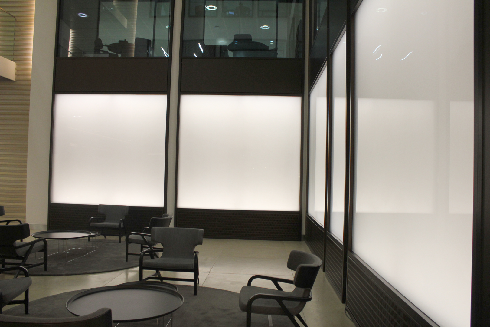 77 Shaftsbury Avenue | commercial office lighting | The Light Lab