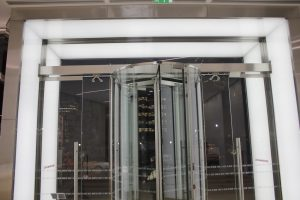101 Bishopsgate | Bespoke lighting manufacture | The Light Lab