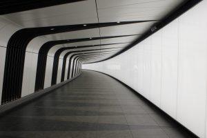 Kings Cross Tunnel | LED light wall | The Light Lab