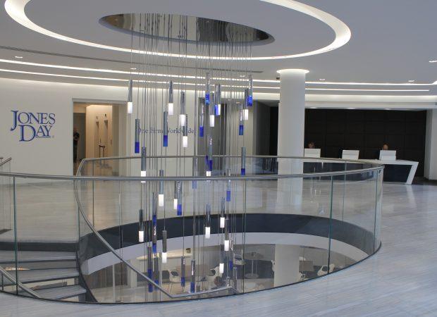 Jones Day | commercial lighting | The Light Lab