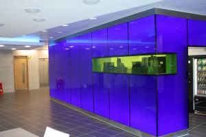 Deloitte | Specialist lighting design | The Light Lab