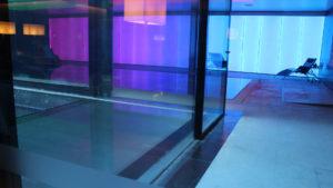 Bespoke swimming pool lighting   private residential lighting   the light lab