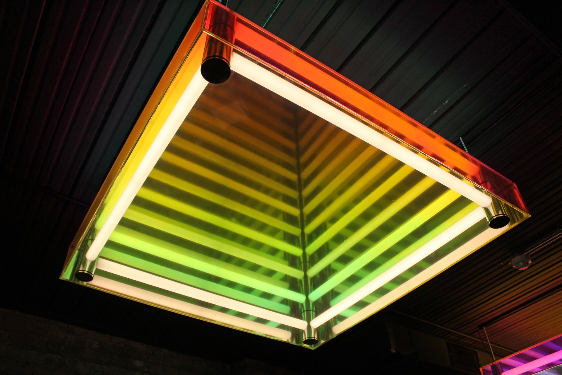 Sophie's Steakhouse, Soho   Hospitality Lighting   The Light Lab