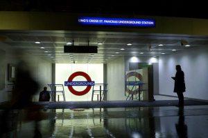 Kings Cross Underground | Public realm lighting | The Light Lab