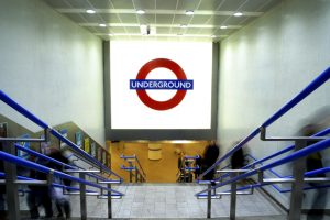 Kings Cross Underground | Public realm lighting | The Light Lab