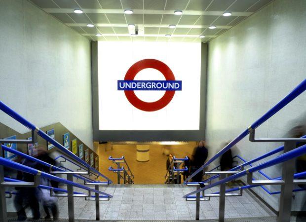 Kings Cross Underground   Public realm lighting   The Light Lab