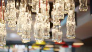 Bespoke lighting installation | The Light Lab