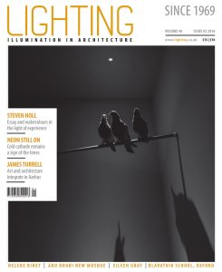 Broadgate Quarter | Featured in Lighting Magazine | The Light Lab