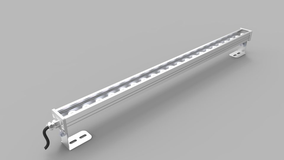 LinLED-HO-OPTIC-MINI | Linear LED product | The Light Lab