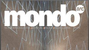 Glowform featured in Mondo Arc Oct.13