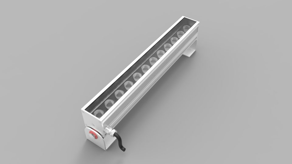 LinLED HO OPTIC SINGLE CHANNEL | Linear LED | The Light Lab